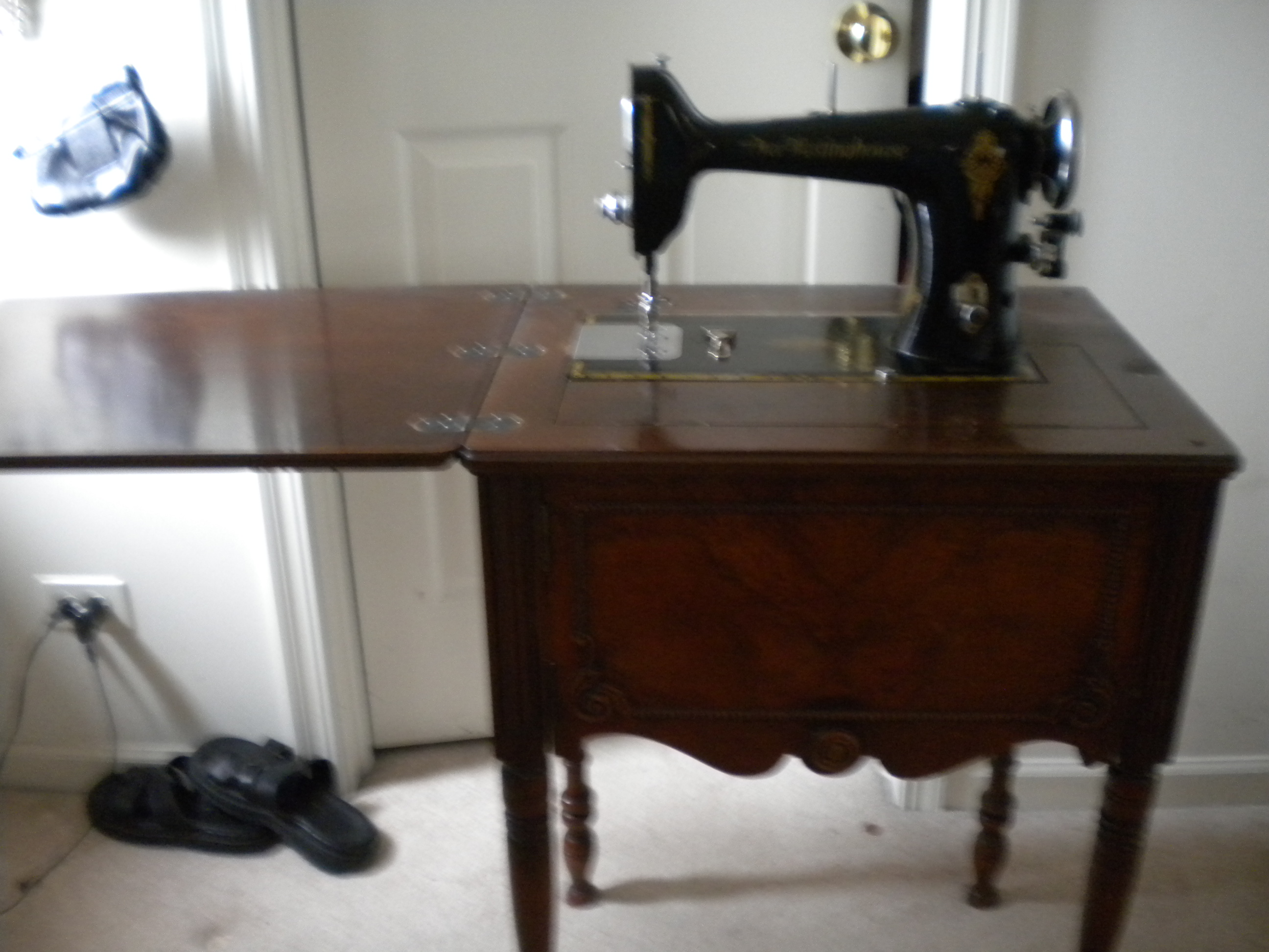 Free Westinghouse Sewing Machine antique appraisal   InstAppraisal