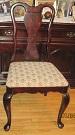 Antique Drop Leaf Table >> Vintage, Double Drop leaf Table and chair set antique ...