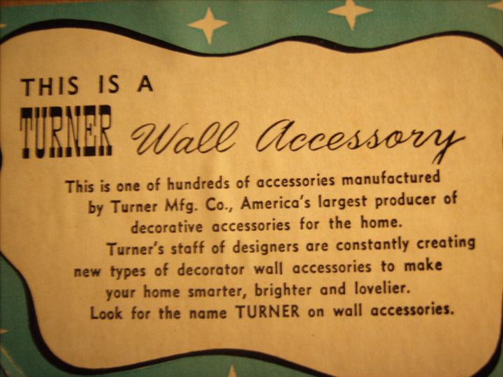 Turner Wall Accessory Fireplace L9231 antique appraisal | InstAppraisal