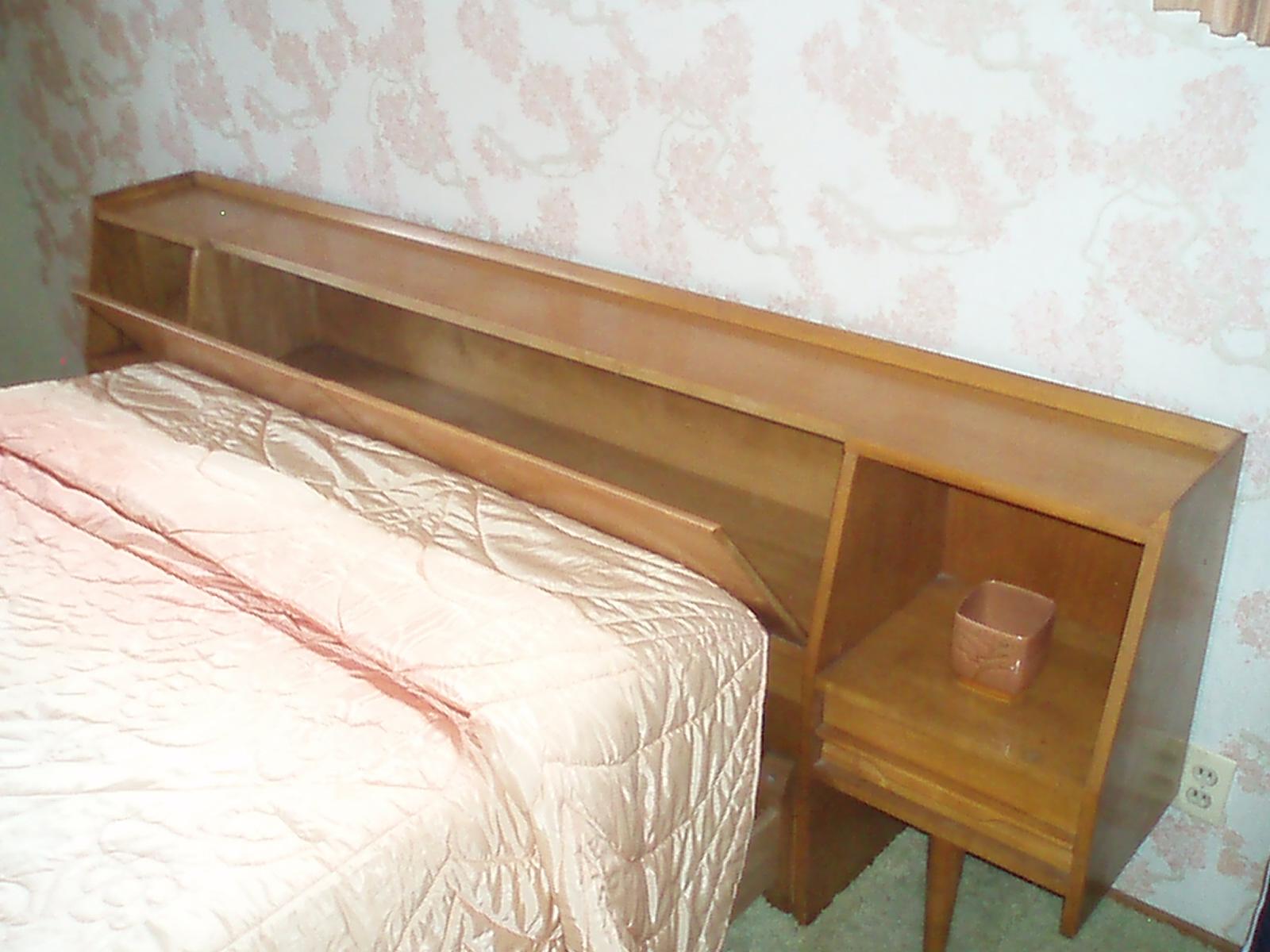 Bedroom Furniture 1950 S crawford of jamestown 1950's full bedroom set antique appraisal