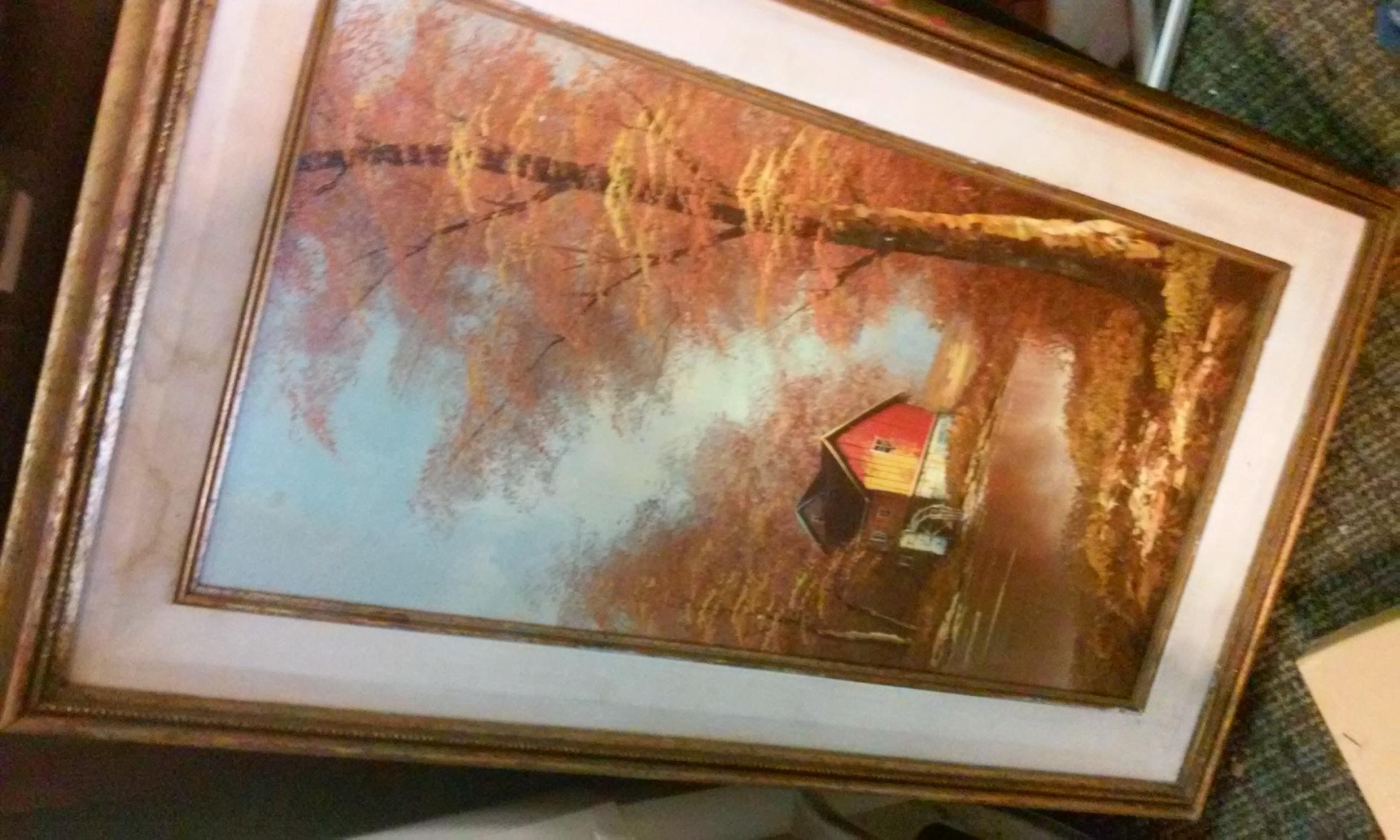 Artistic Interiors Inc Oil Paintings Value