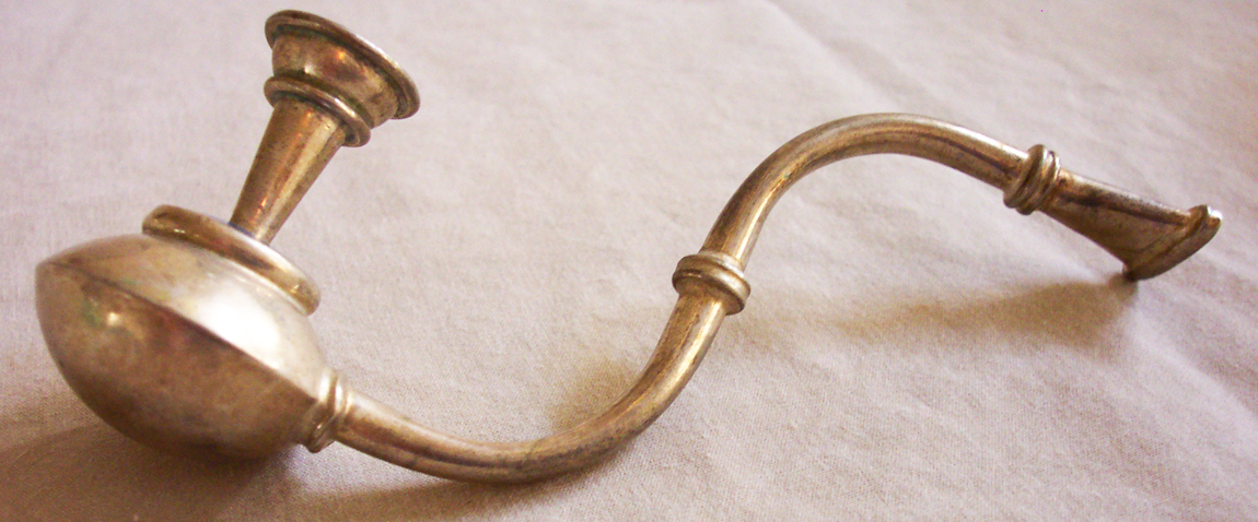 Brass antique smoking pipe antique appraisal | InstAppraisal