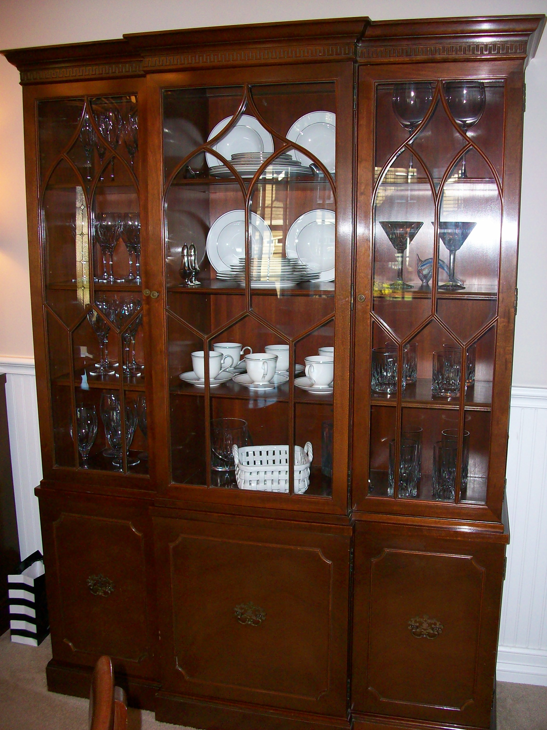 Rway 10 Piece Dining Room Set Antique Appraisal
