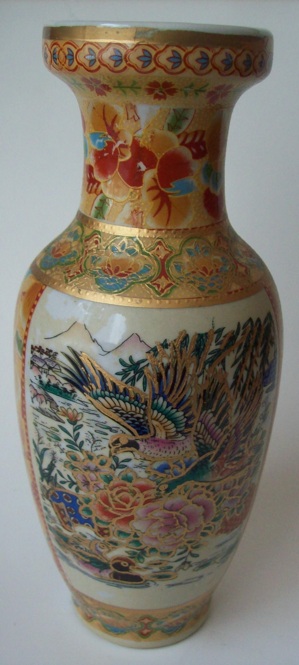 Satsuma Vase Antique Appraisal Instappraisal