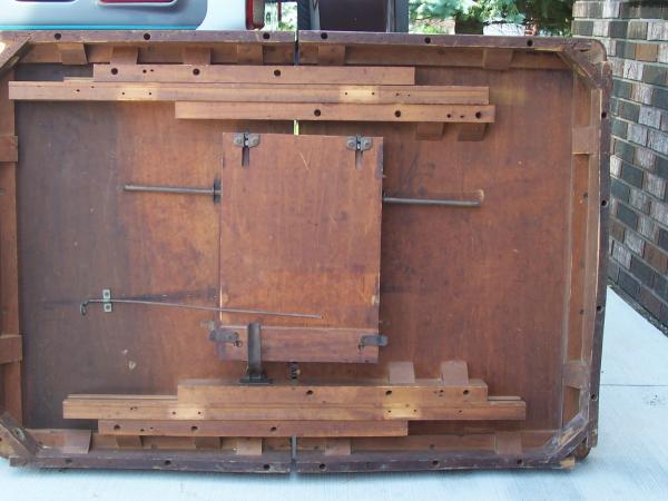 Jefferson Ez Slide Table Antique Appraisal Instappraisal
