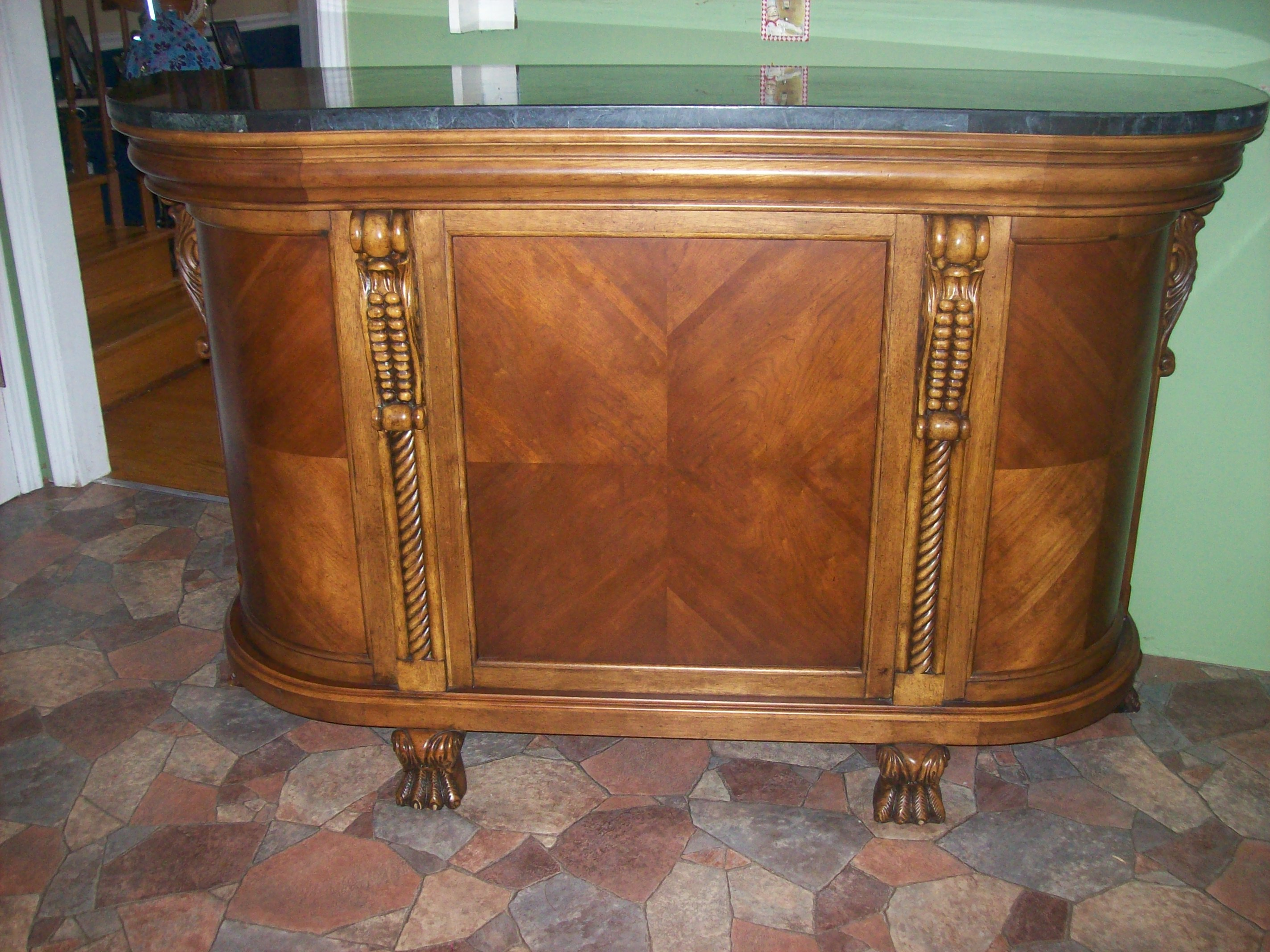 Exceptionnel Bar W/ Marble Top