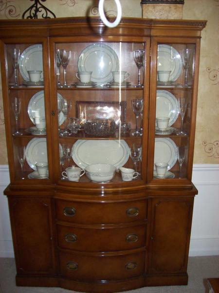 Drexel Heritage Duncan Phyfe Dining Set Antique Appraisal
