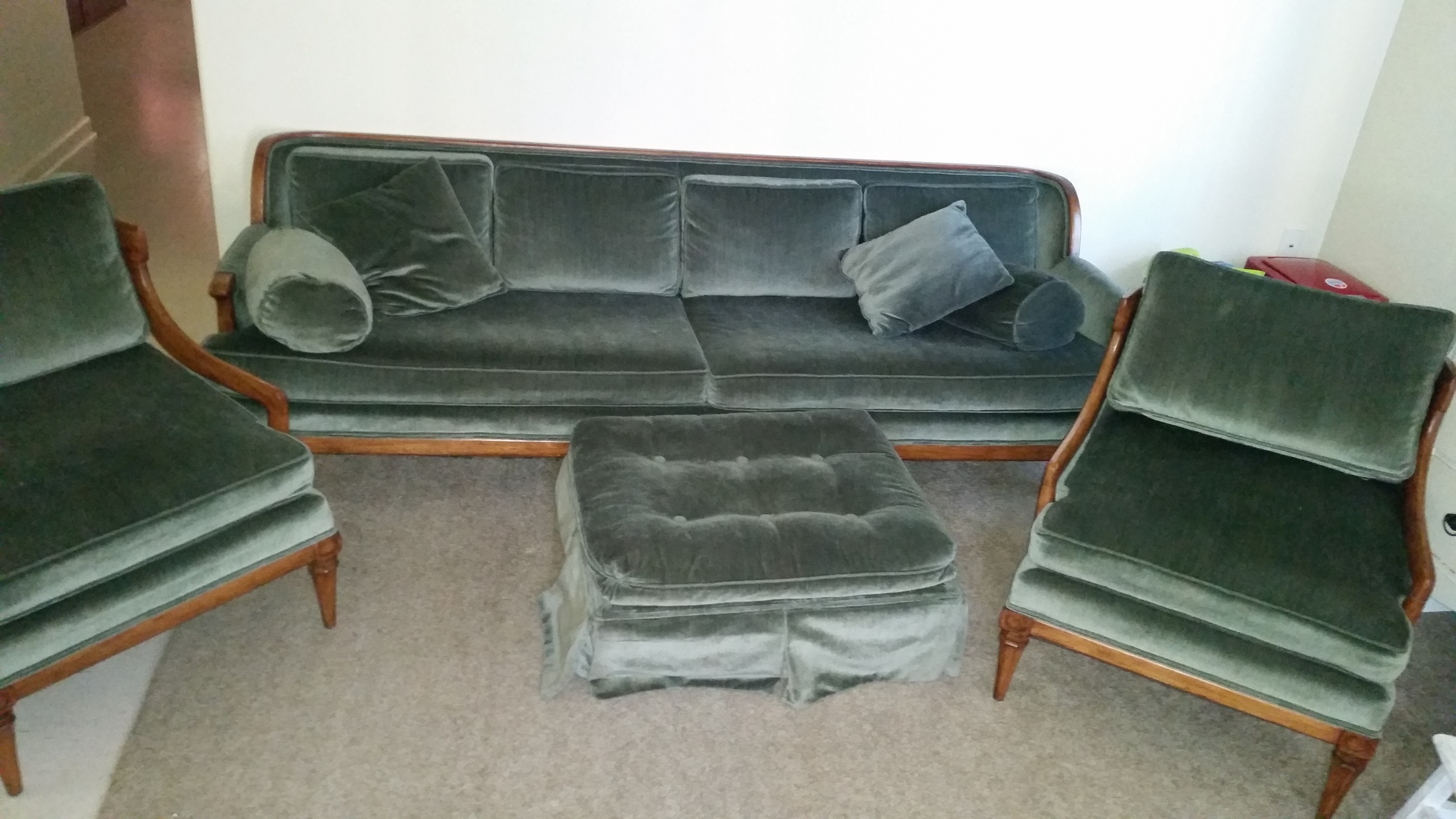 Drexel Sofa And Chairs