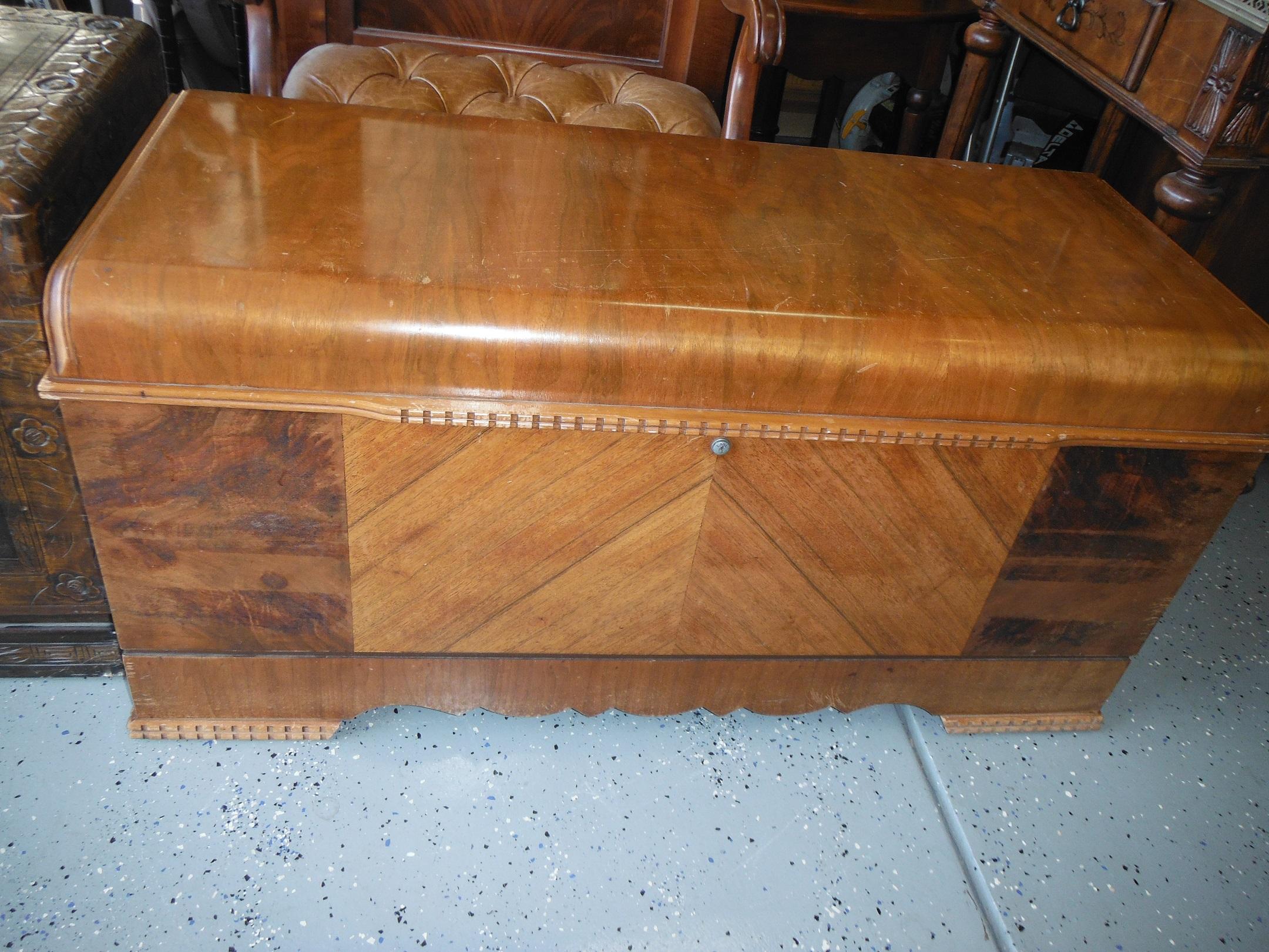 Lane Cedar Chest From 1943 Antique Appraisal Instappraisal