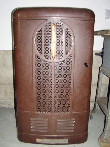 Coleman Oil Burning Heater Antique Appraisal Instappraisal