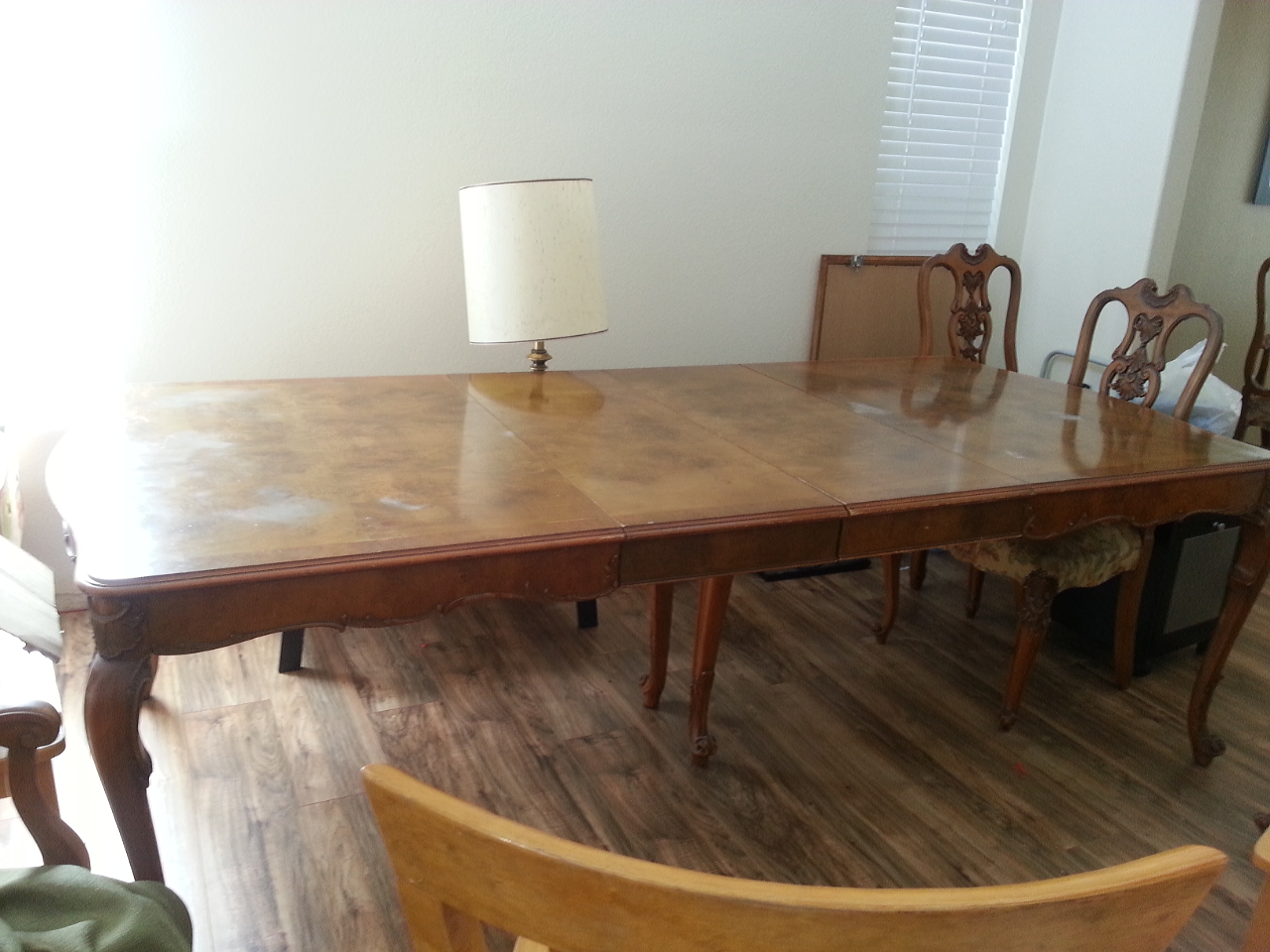 Walter Of Wabash Dining Table