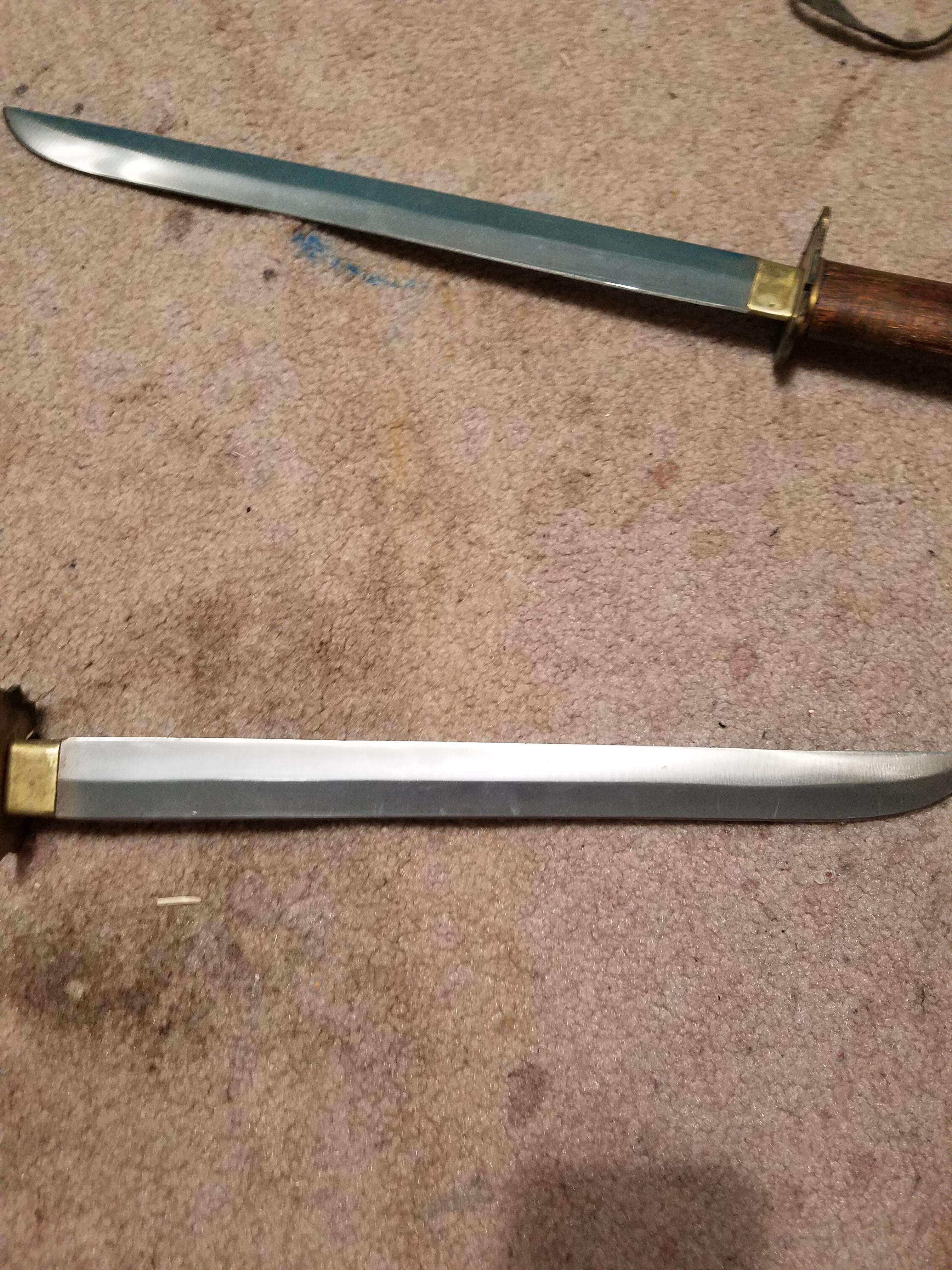 Pakistan Samurai Sword antique appraisal   InstAppraisal