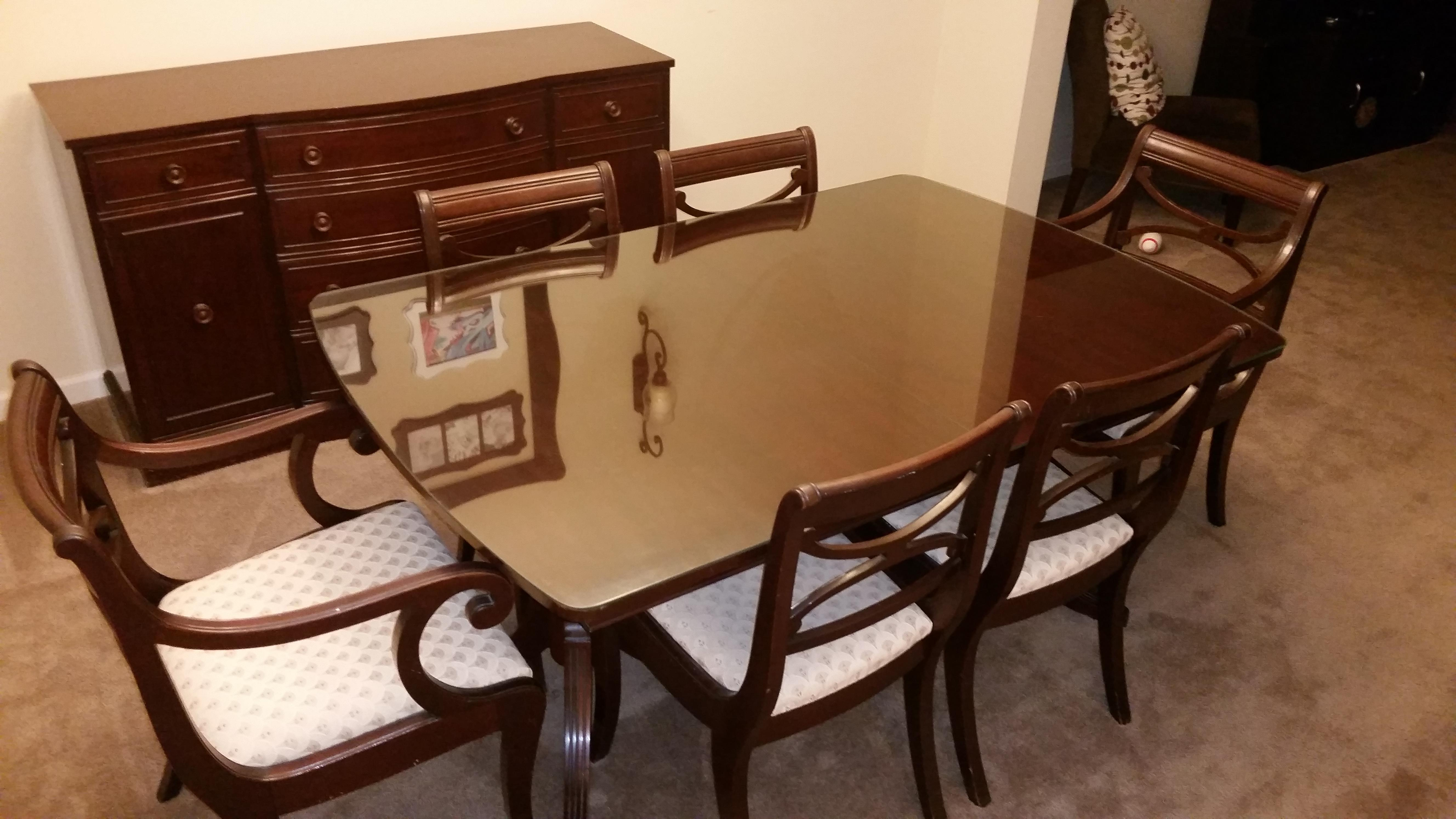 Northern Furniture Company Dining Room Set Antique Appraisal