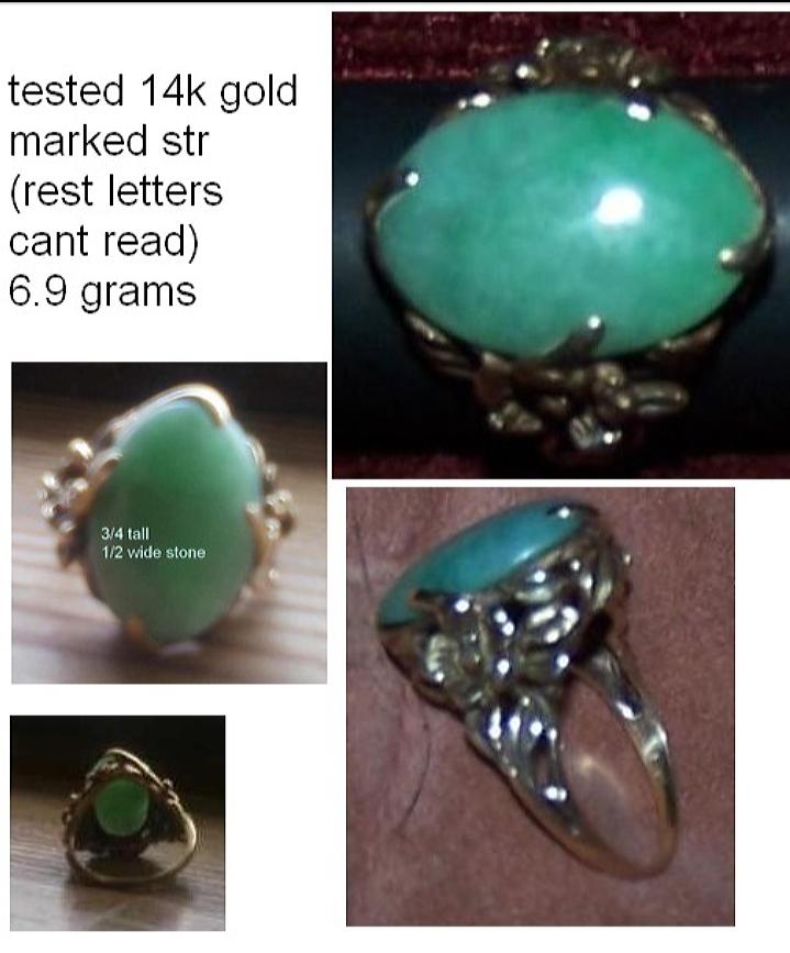 14k gold ring antique appraisal | InstAppraisal