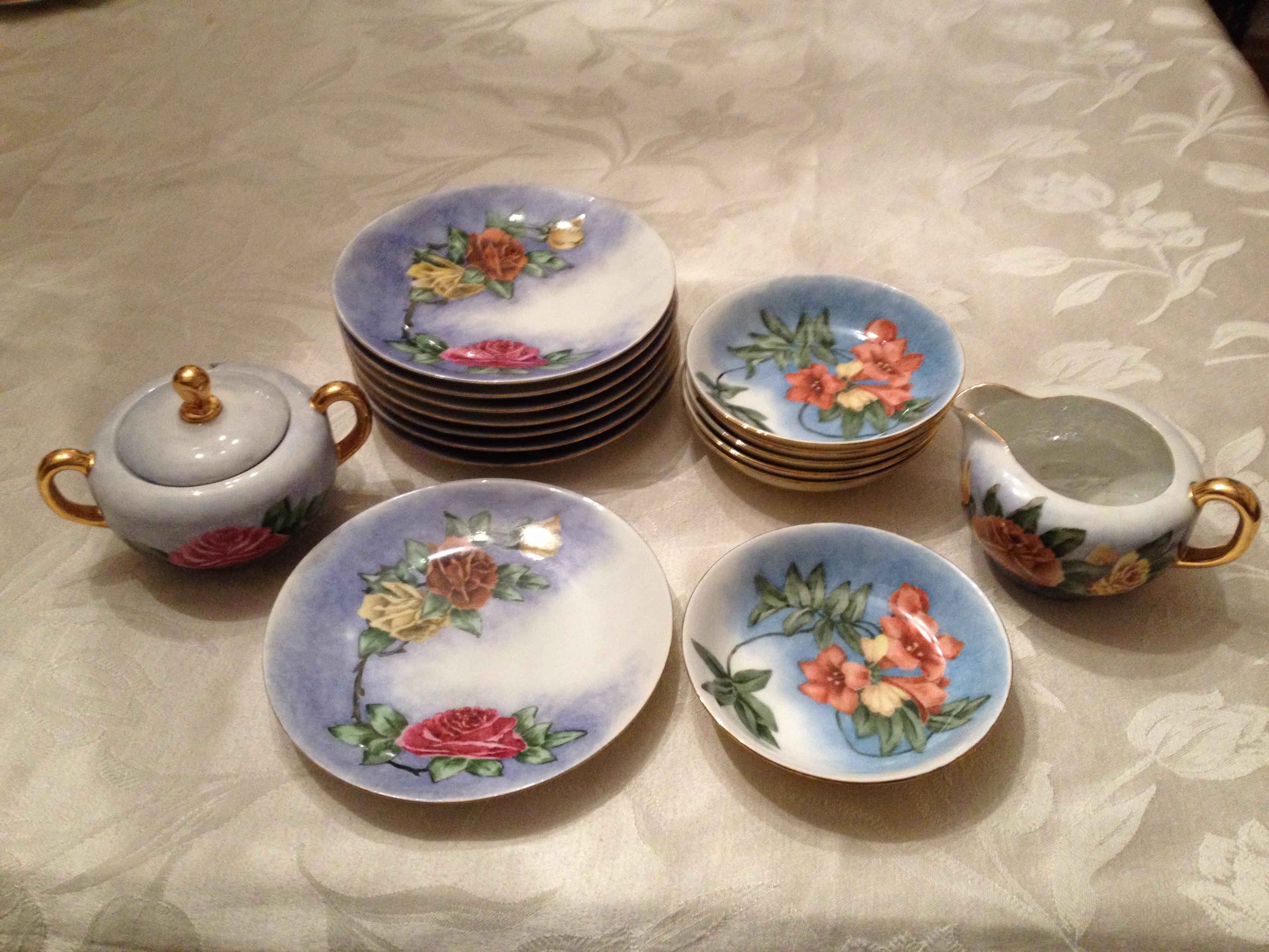 Puls Czechoslovakia and PT Bavaria Tirschenreuth China / Porcelain