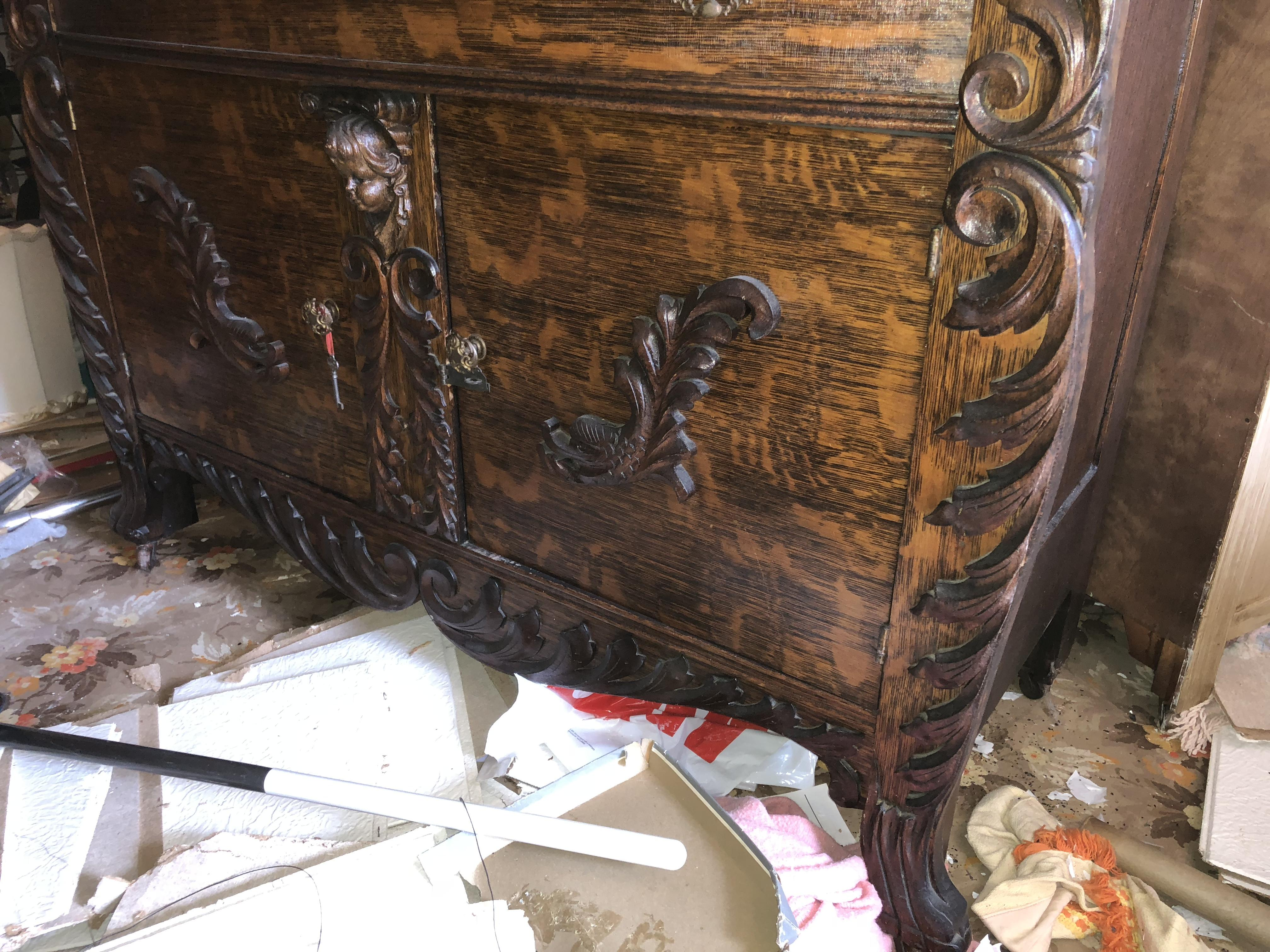 Easton Furniture Manufacturing Company Dresser