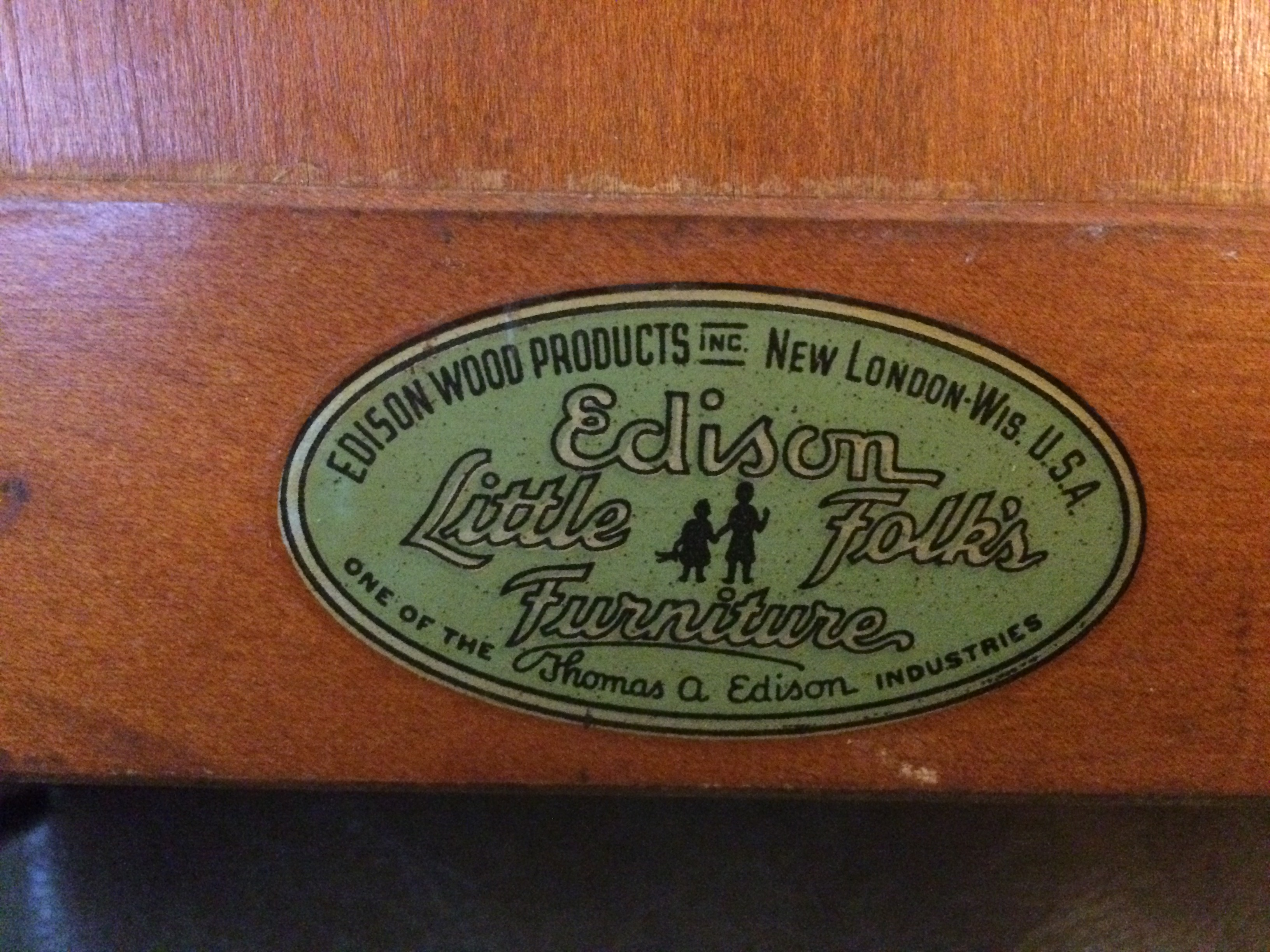 Superieur Edison Wood Products ~ Little Folks Furniture