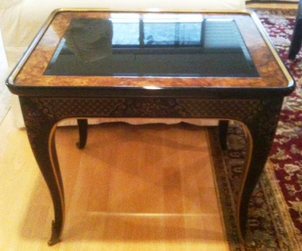 Drexel Heritage Et Cetera Coffee Table And 2 Side Tables