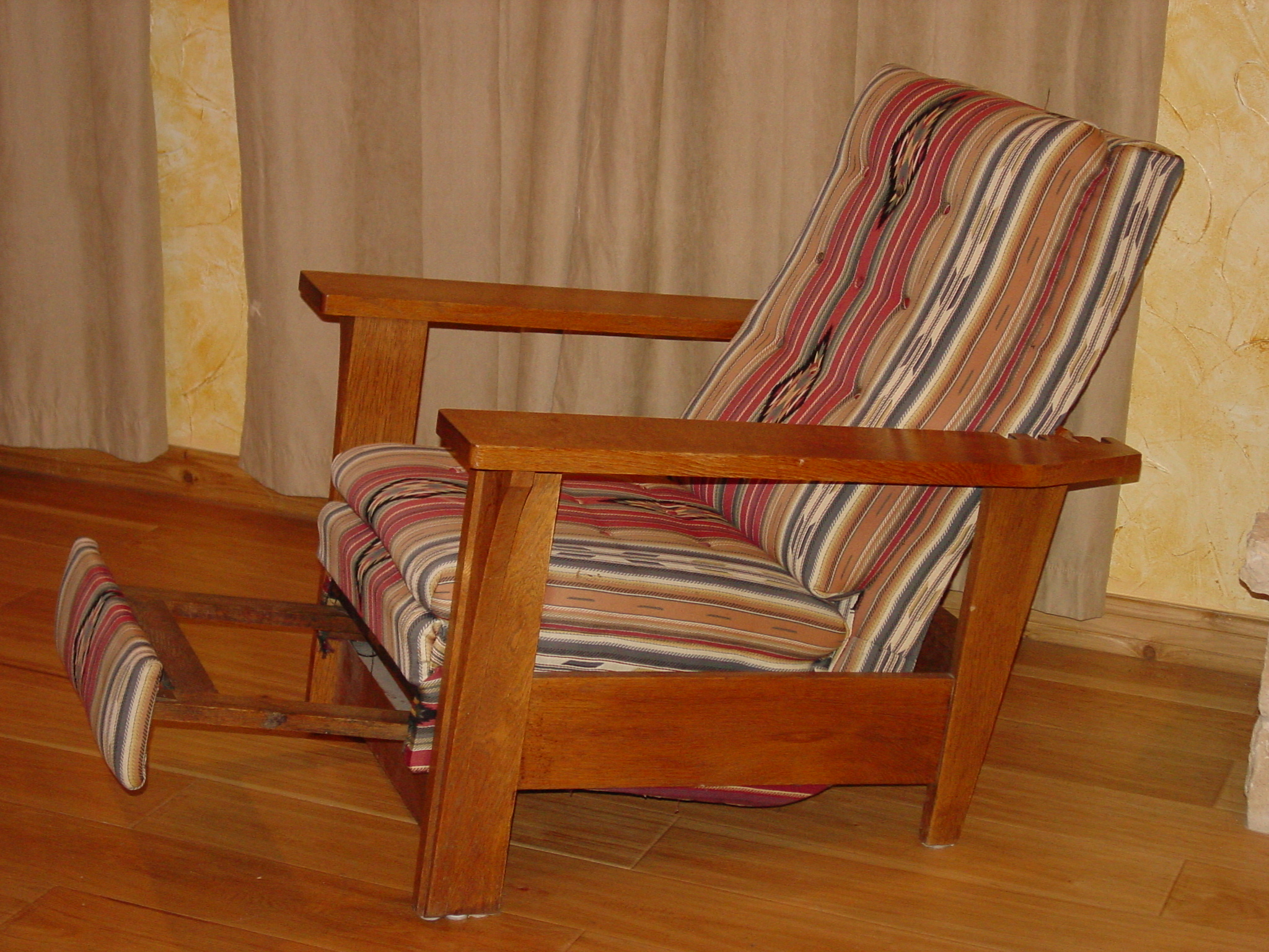 Fantastic Streit Morris Chair And Rocking Chair Antique Appraisal Gamerscity Chair Design For Home Gamerscityorg