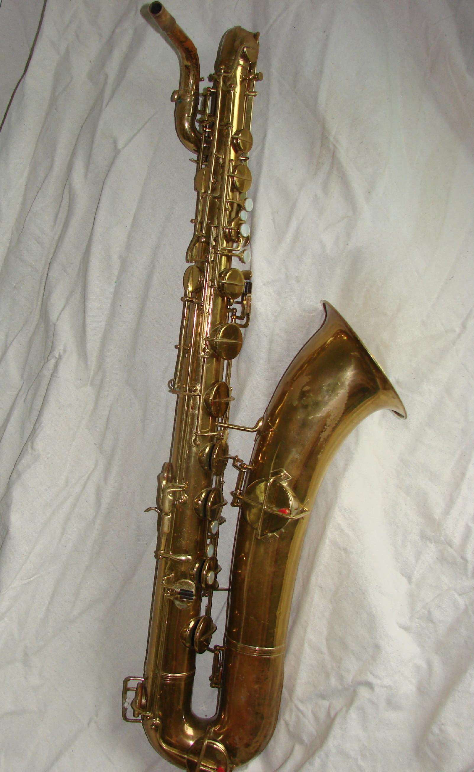 Indiana Baritone Saxophone, Indiana Band Instrument Company
