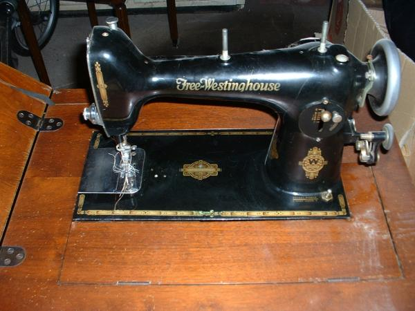 FreeWestinghouse Eletric Rotary Sewing Machine Antique Appraisal Magnificent Free Westinghouse Sewing Machine Value