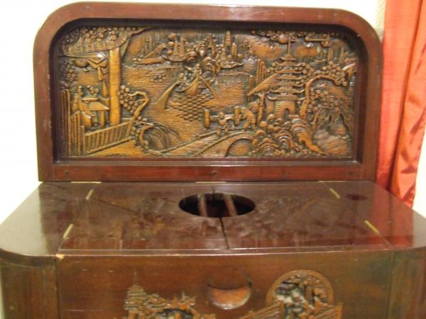 Antique Chinese Carved Bar Antique Appraisal Instappraisal