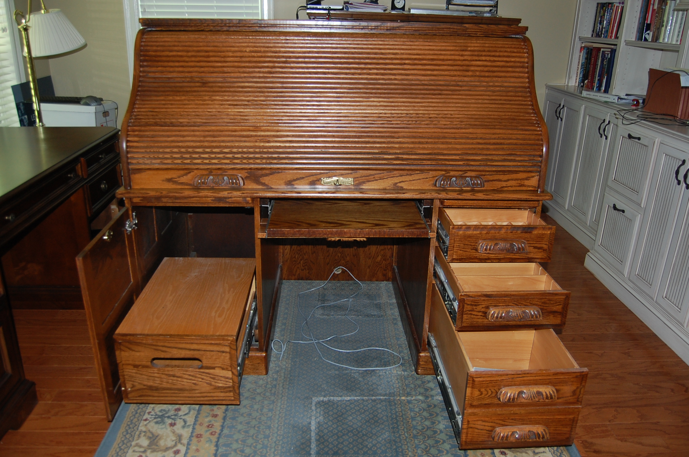 Winners Only Roll Top Desk Antique Appraisal Instappraisal