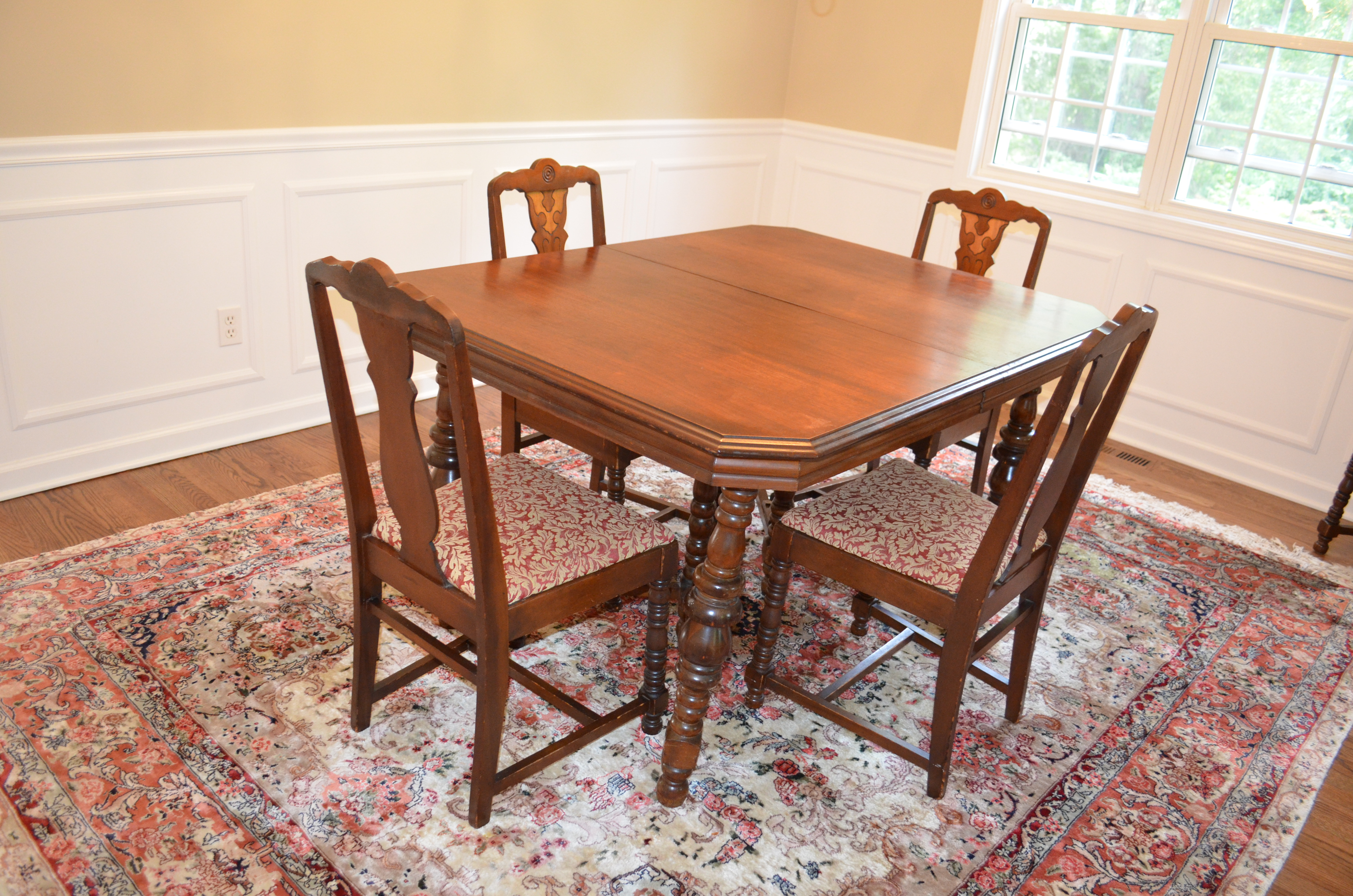 Magnificent 1920S Dining Room Set Antique Appraisal Instappraisal Cjindustries Chair Design For Home Cjindustriesco