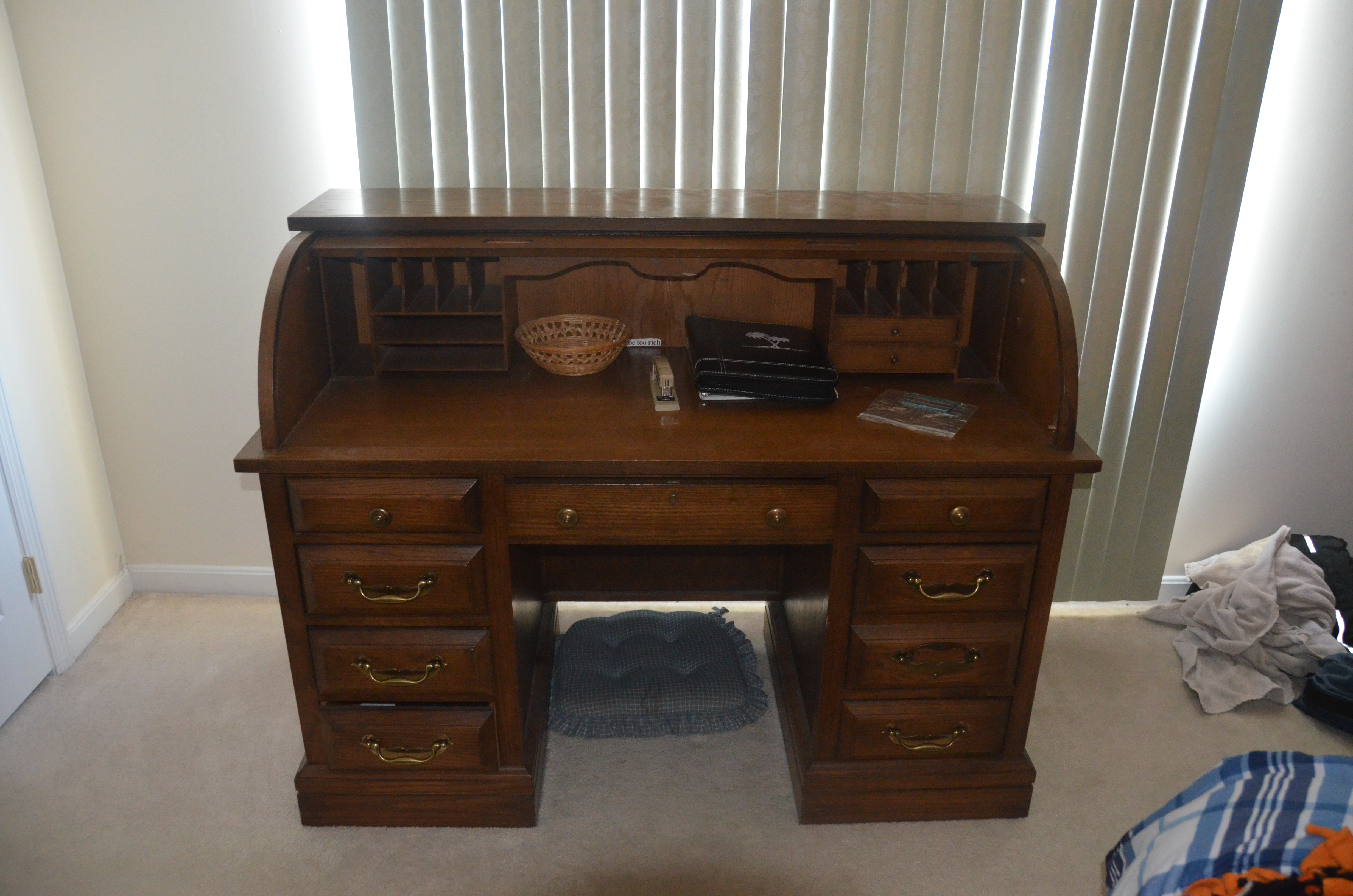 Jasper Roll Top Desk. Posted By Jeremyemt02. Jasper Cabinet Company ...