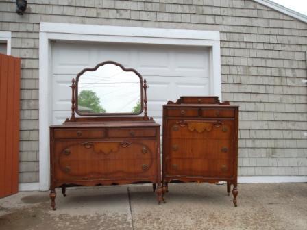 Antique Dresser Set Statesville Furniture Co Antique Appraisal