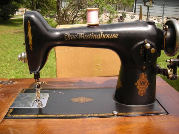 Free Westinghouse Antique Sewing Machine Antique Appraisal Classy Free Westinghouse Sewing Machine Value