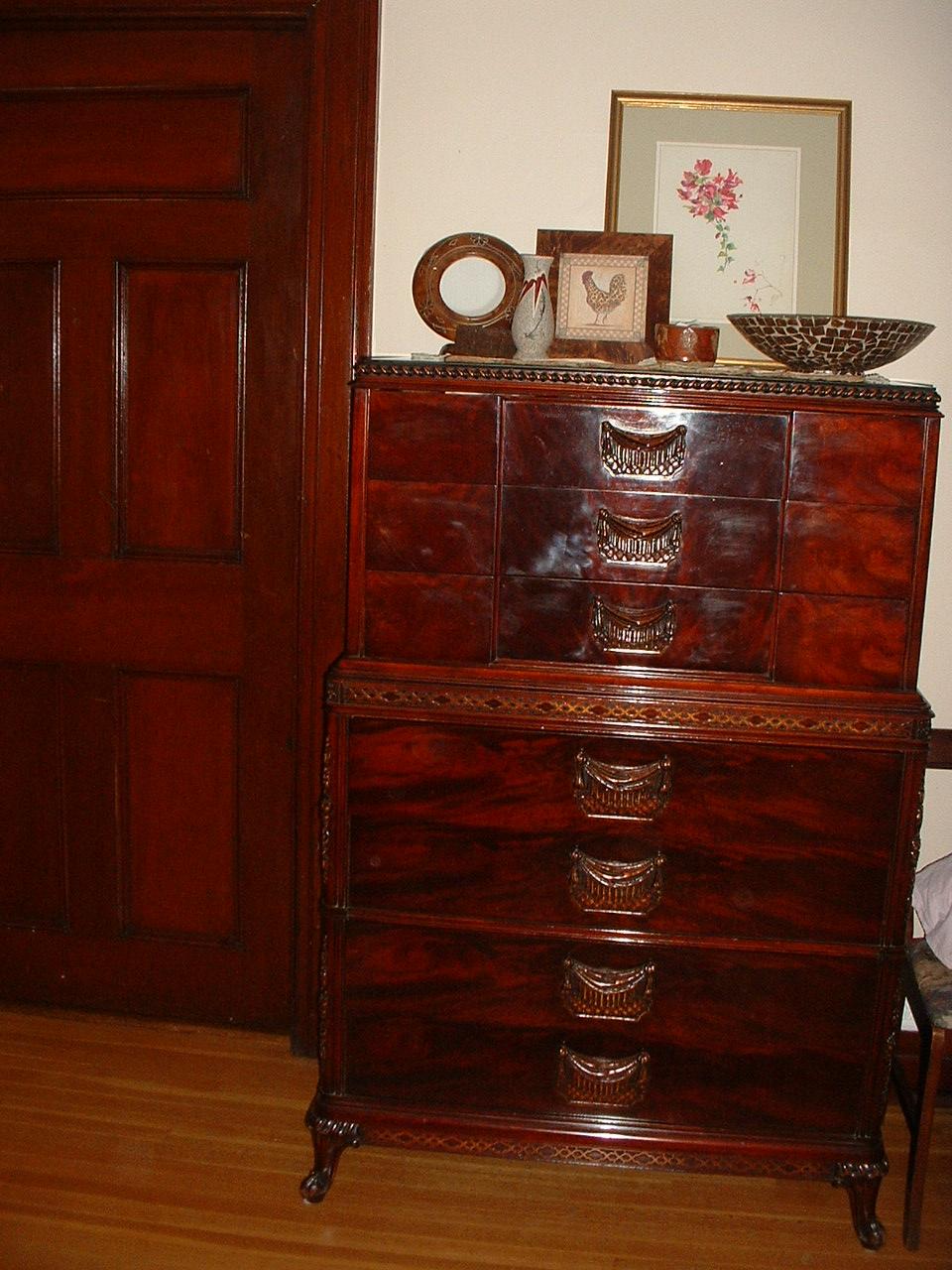 Williamsport Furniture Company Pennsylvania Bedroom Set