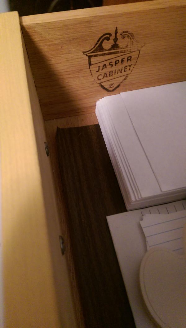 Jasper Cabinet Rolltop Desk