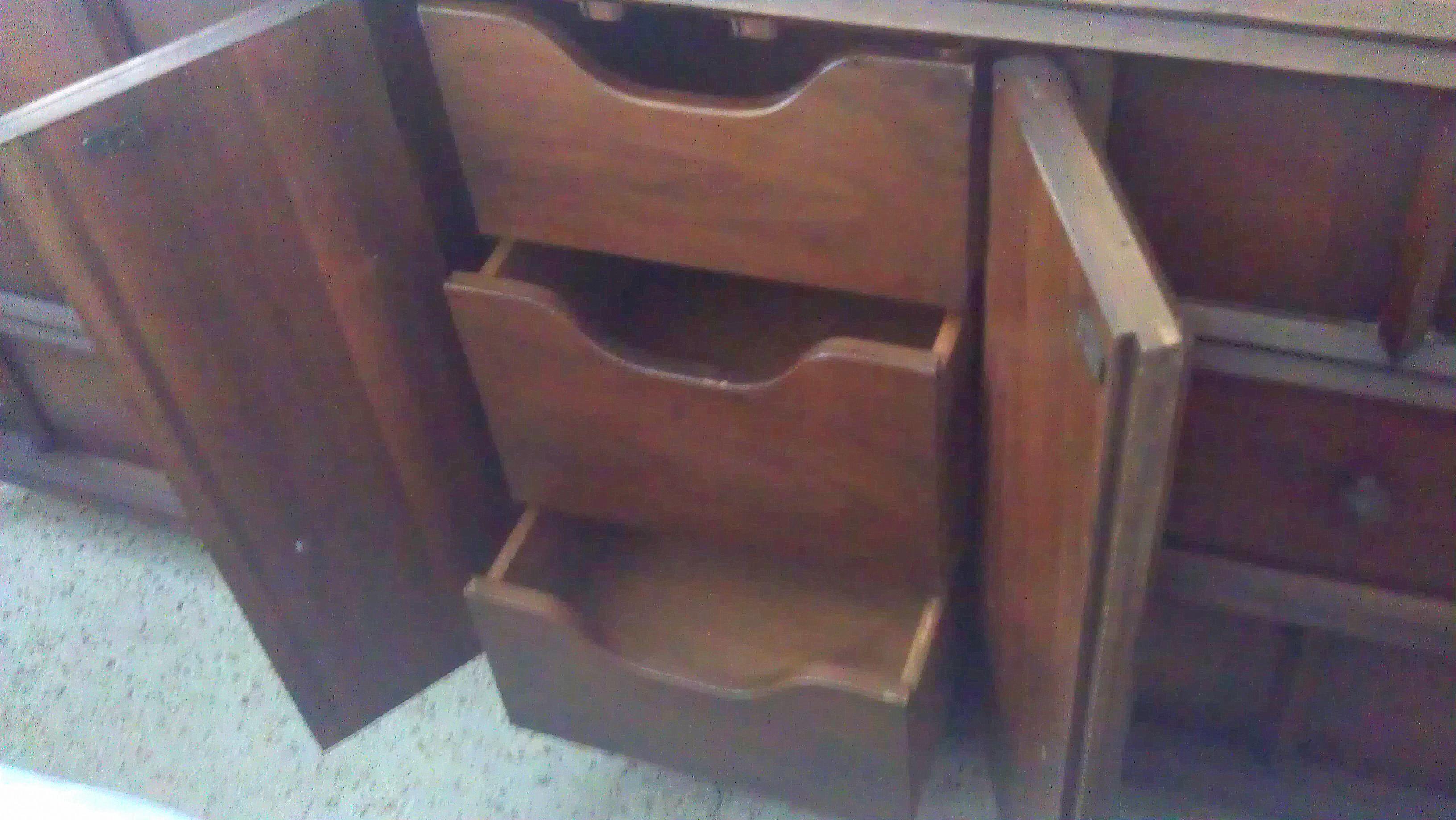 Thomasville Furniture c.1967 #8672 B-254-5-DR-60 9 drawer dresser ...