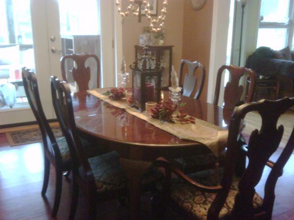sophisticated Vintage Drexel Heritage Dining Room Set Pictures ...