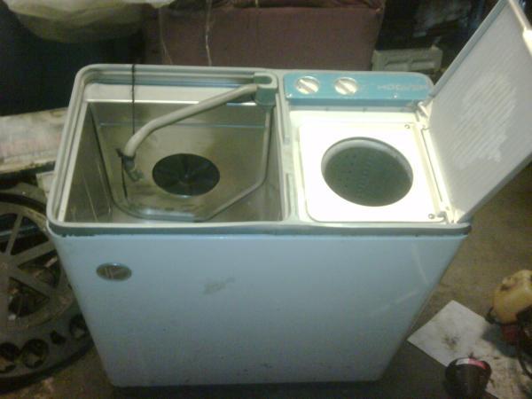 Electric Washing Machine ~ Hoover electric washing machine antique appraisal