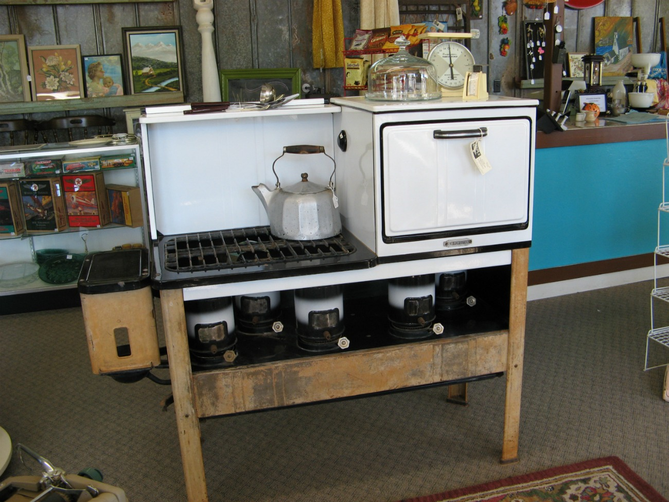 New perfection kerosene cook stove antique appraisal | InstAppraisal for Kerosene Cook Stove  45ifm