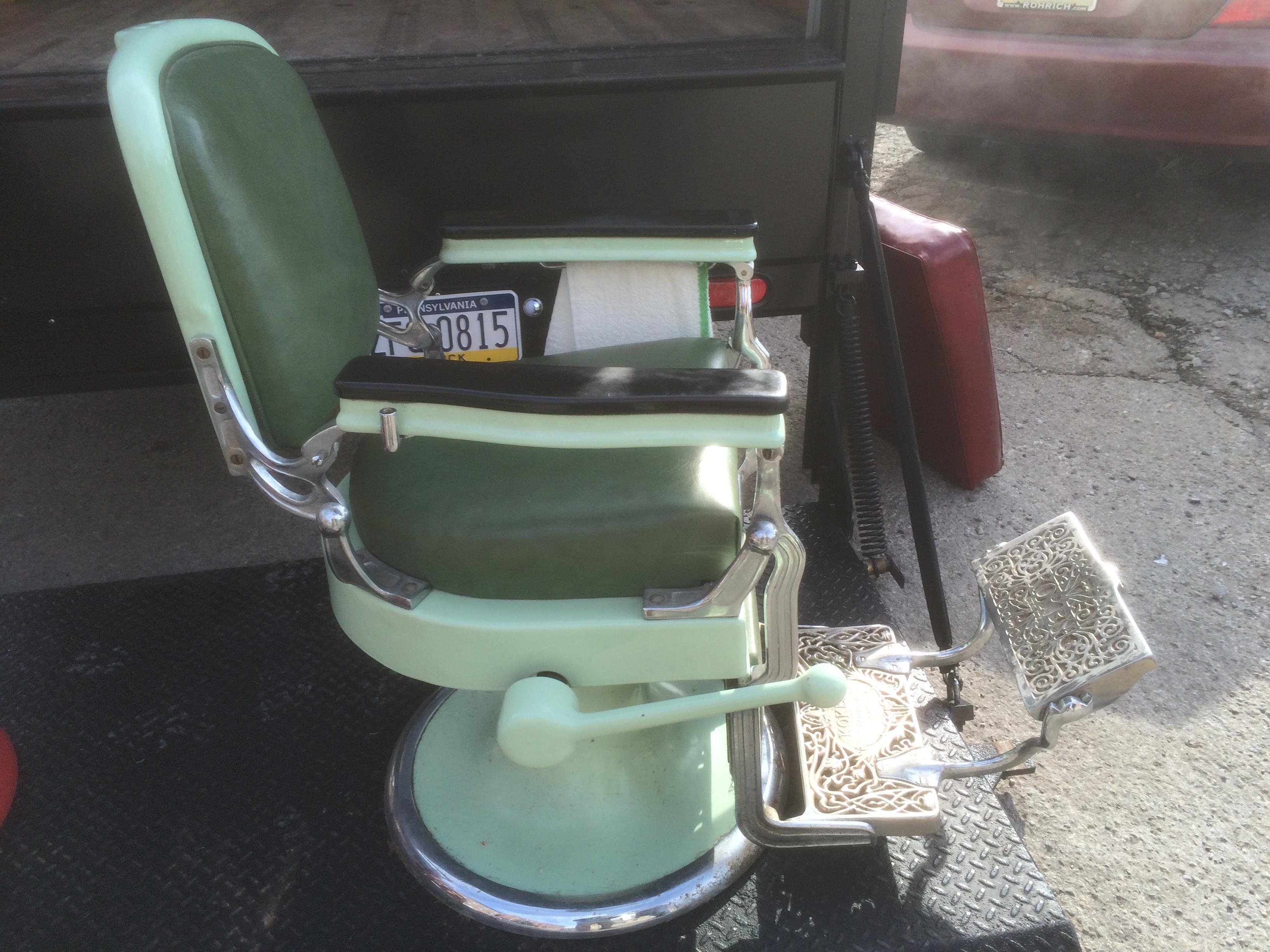 chair collectors weekly jnkyplszowzt stories barber koken