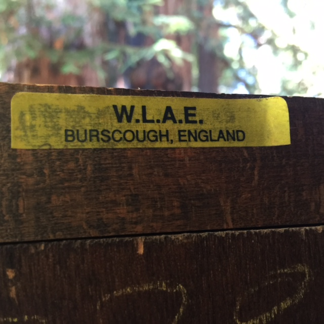 cws pelaw antique.  Antique CWS Pelaw England Armoire With Cws Pelaw Antique
