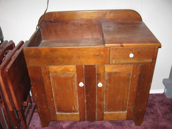Antique Dry Sink Antique Appraisal Instappraisal