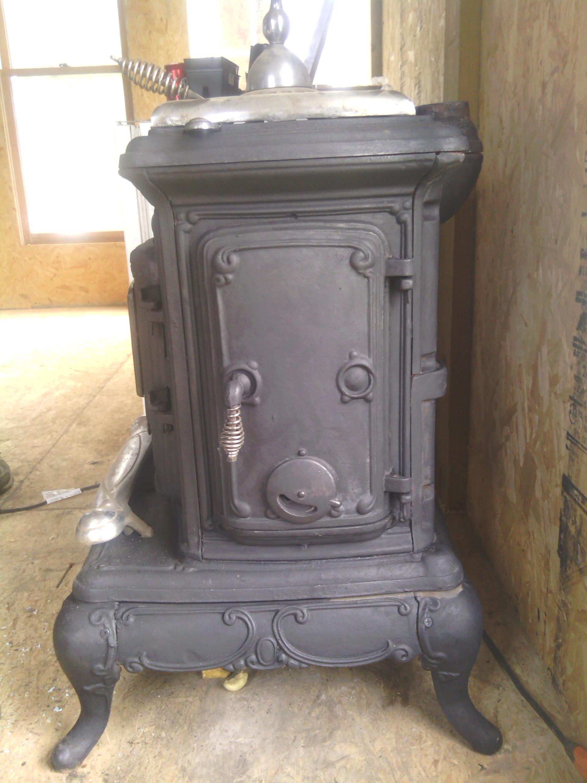 Vintage Wood Stove Antique Appraisal Instappraisal