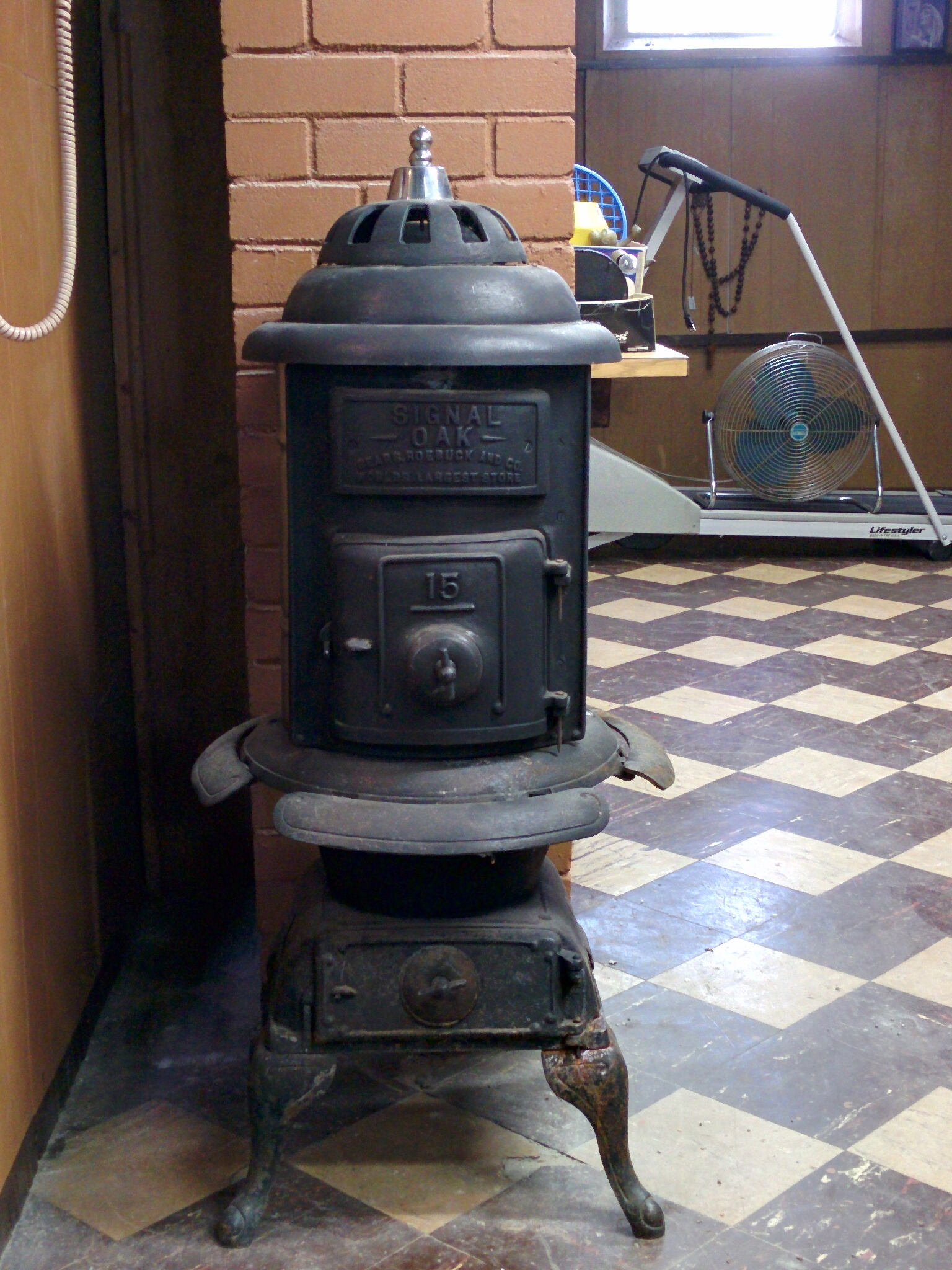 Antique Sears Woodburning Stove Antique Appraisal