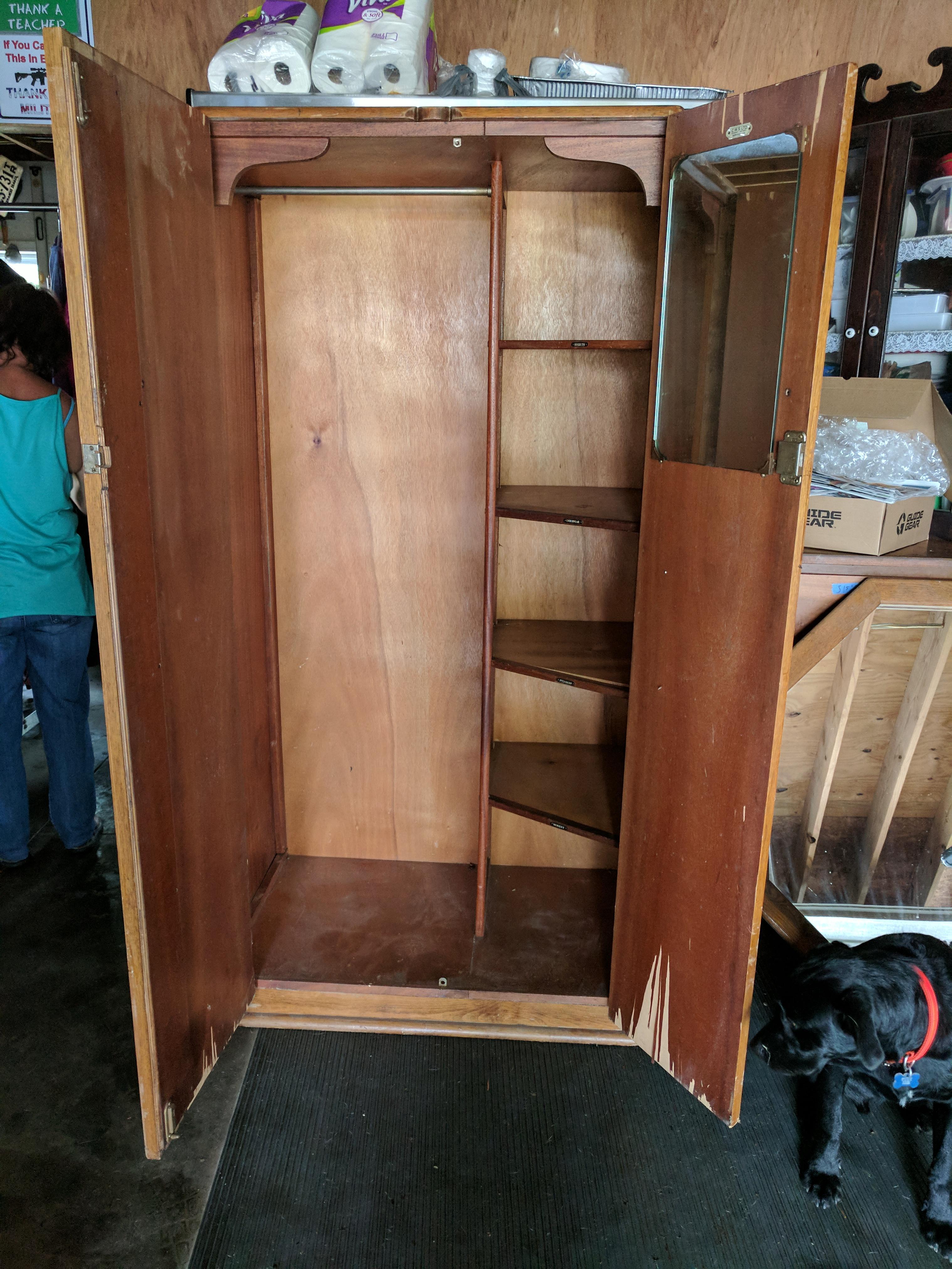 C.W.S. LTD Cabinet Factory Wardrobe