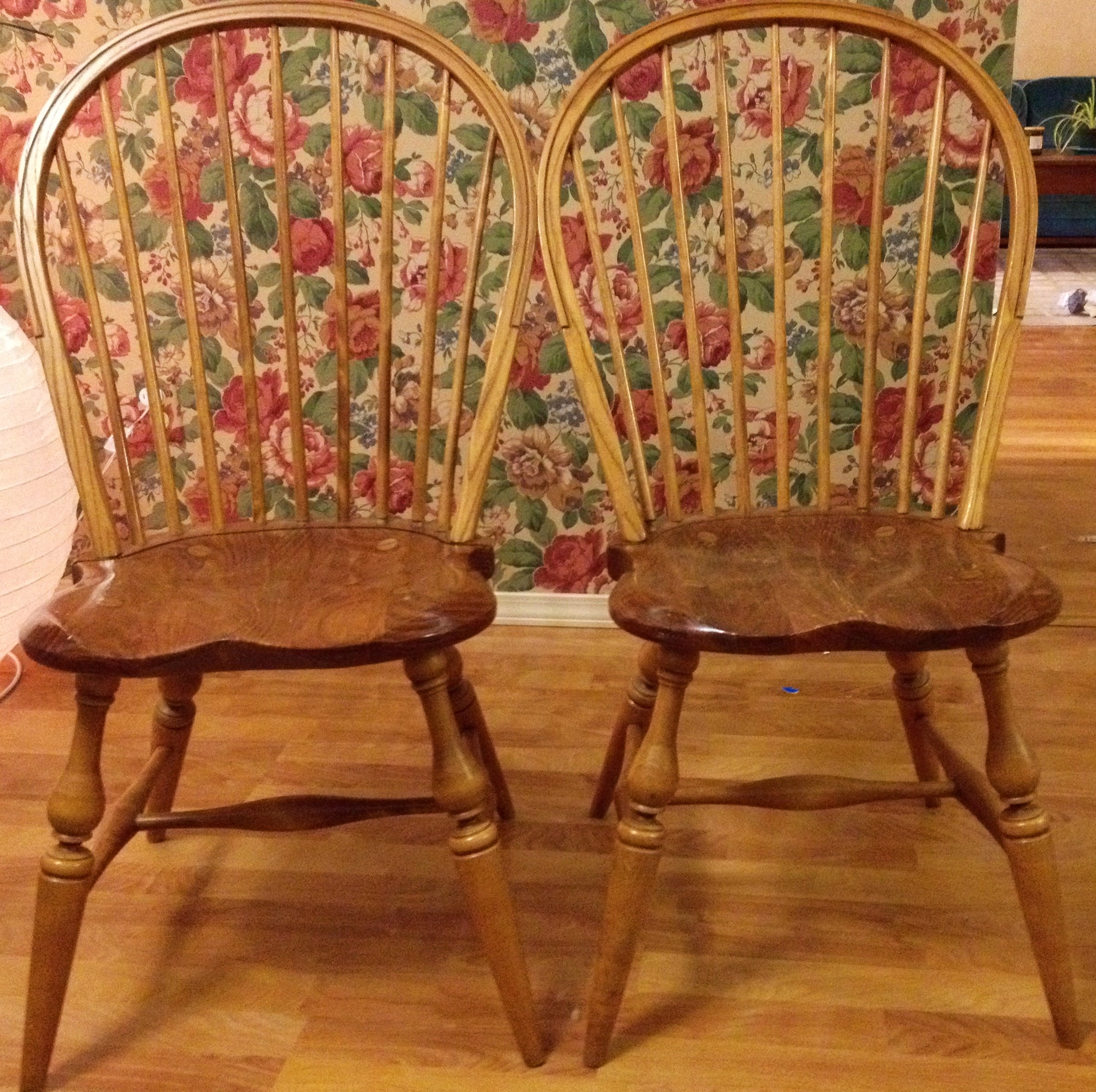 Antique Furniture Appraisal: Set Of S Bent And Bros Chairs Antique Appraisal