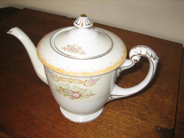 Occupied Japan Teapot antique appraisal | InstAppraisal