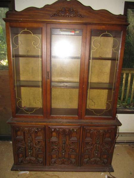 China Cabinet Antique Appraisal Instappraisal
