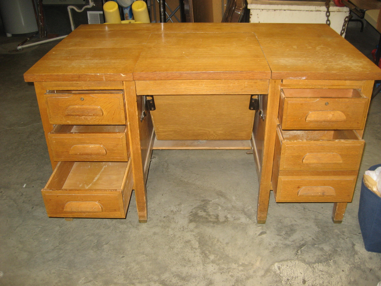 Elegant Secretary Desk