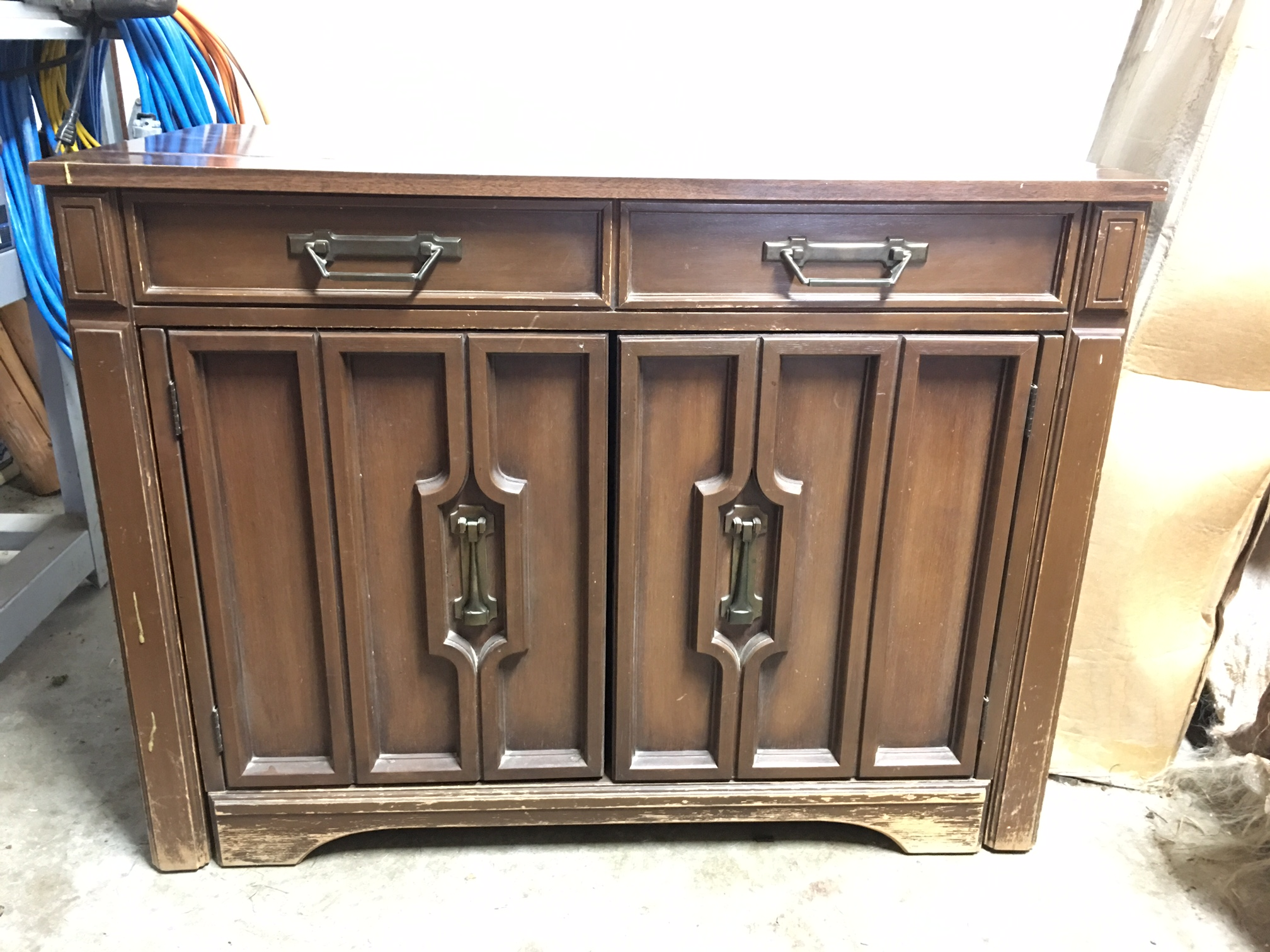 Pull Out Buffet Table Antique Appraisal Instappraisal