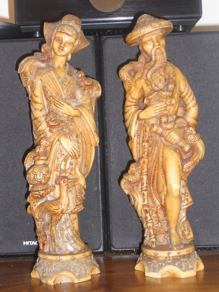 Antique Asian Figurines Ivory Dating Back To The 1800 S Antique Appraisal Instappraisal