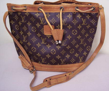 Vintage Louis Vuitton Noe Bag antique appraisal  47d34fd755c5